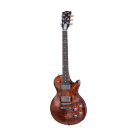 Gibson 2017 Les Paul Faded HP Electric Guitar, Worn Brown