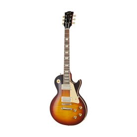 Gibson Custom 60th Anniversary 1960 Les Paul Standard Electric Guitar V3 VOS, Washed Bourbon Burst