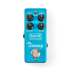MXR Timmy Overdrive Guitar Effects Pedal