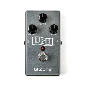 Jim Dunlop QZ1 Cry Baby Q Zone Fixed Wah Guitar Effects Pedal