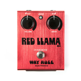 Way Huge WHE203 Red Llama Overdrive Guitar Effects Pedal