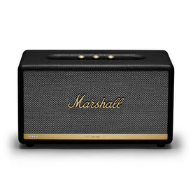 Marshall Stanmore II Voice w/Google Assistant Speaker, Black