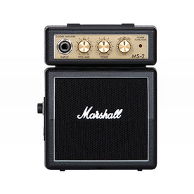 Marshall MS-2 Micro Amp, Black