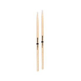 Promark PW747BN Shira Kashi Oak 747B Super Rock Drumsticks, Nylon Tip