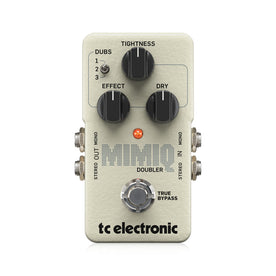 TC Electronic Mimiq Doubler Guitar Effects Pedal (T33-996130001)