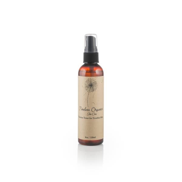 Timeless Organics Acne Prone or Oily Skin Toner