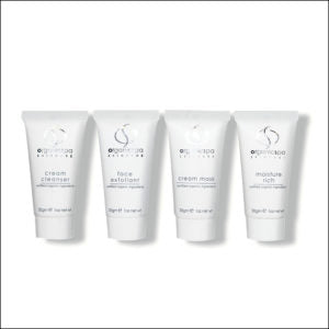 Rich Ritual kit for normal to dry skin