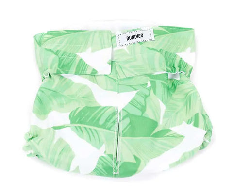 40% OFF Dundies Tropical - All In One Nappy