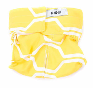 40% OFF Dundies Pineapple (Limited Edition) - All In One Nappy