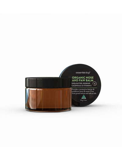 Organic Nose And Paw Balm 50g