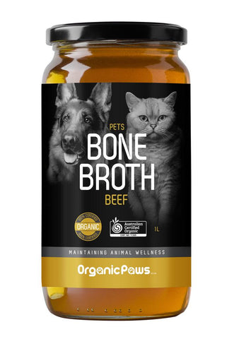 Beef Bone Broth (1 Litre)