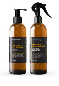 Sensitive Dog Shampoo & Conditioner Pack