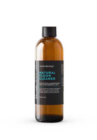 Natural Floor Cleaner: Eucalyptus & Lemongrass