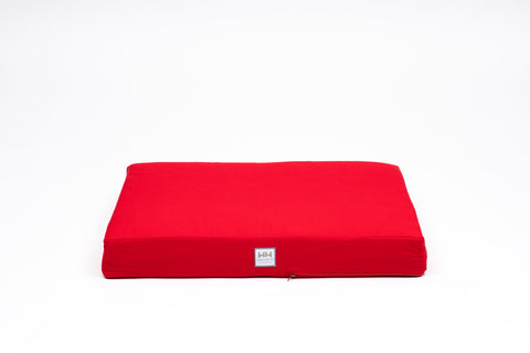 Water Repellent Bed - Red XS