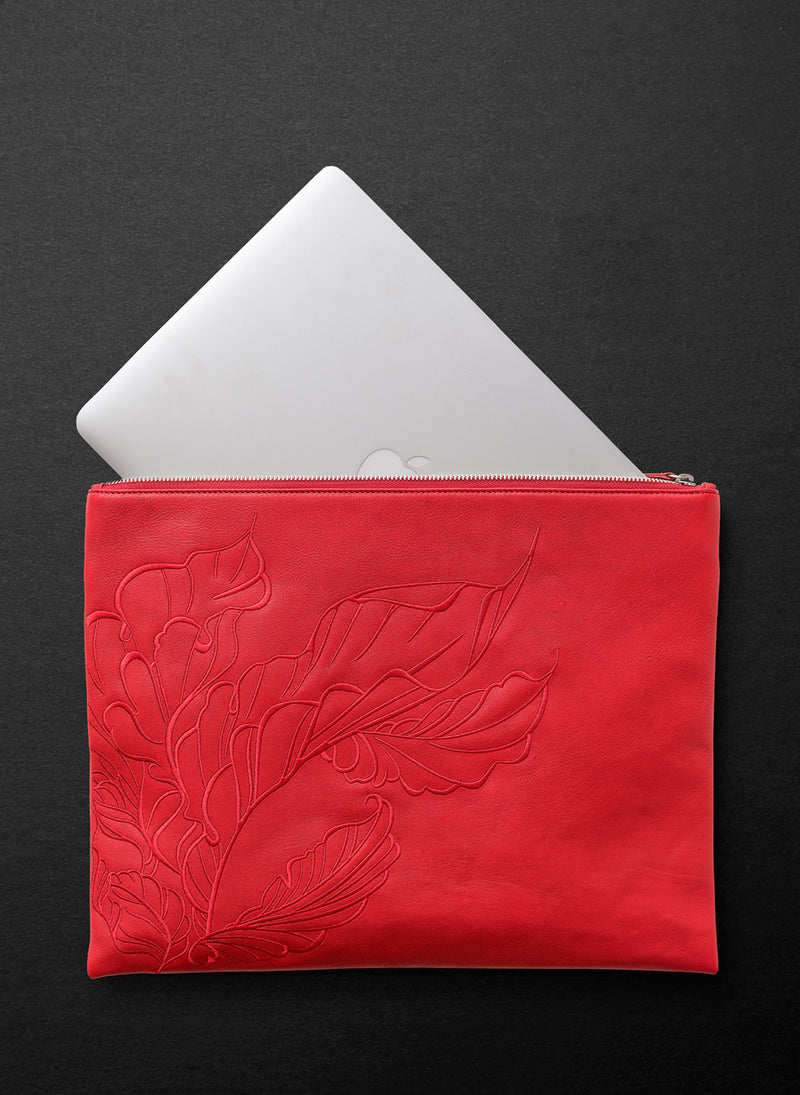 Nouveau Large Clutch - Carmen - Belinda Pieris