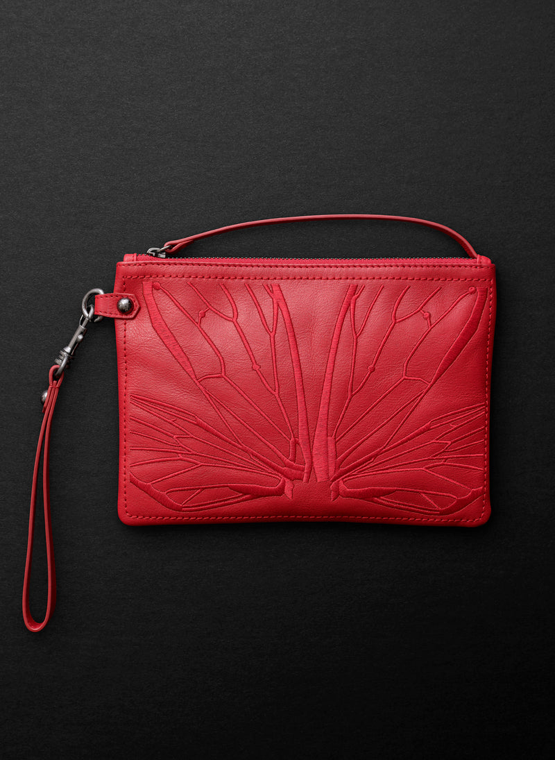 Papillon Clutch Bag - Carmen - Belinda Pieris