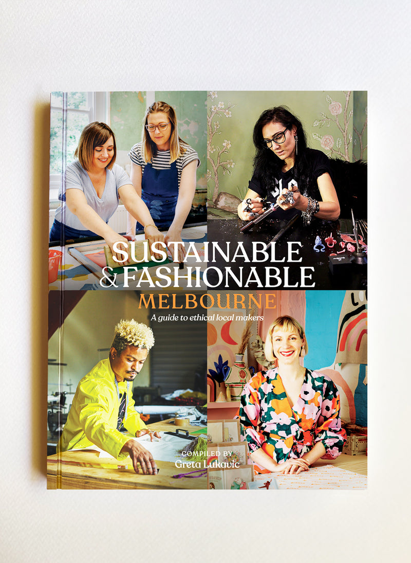 Sustainable & Fashionable Book