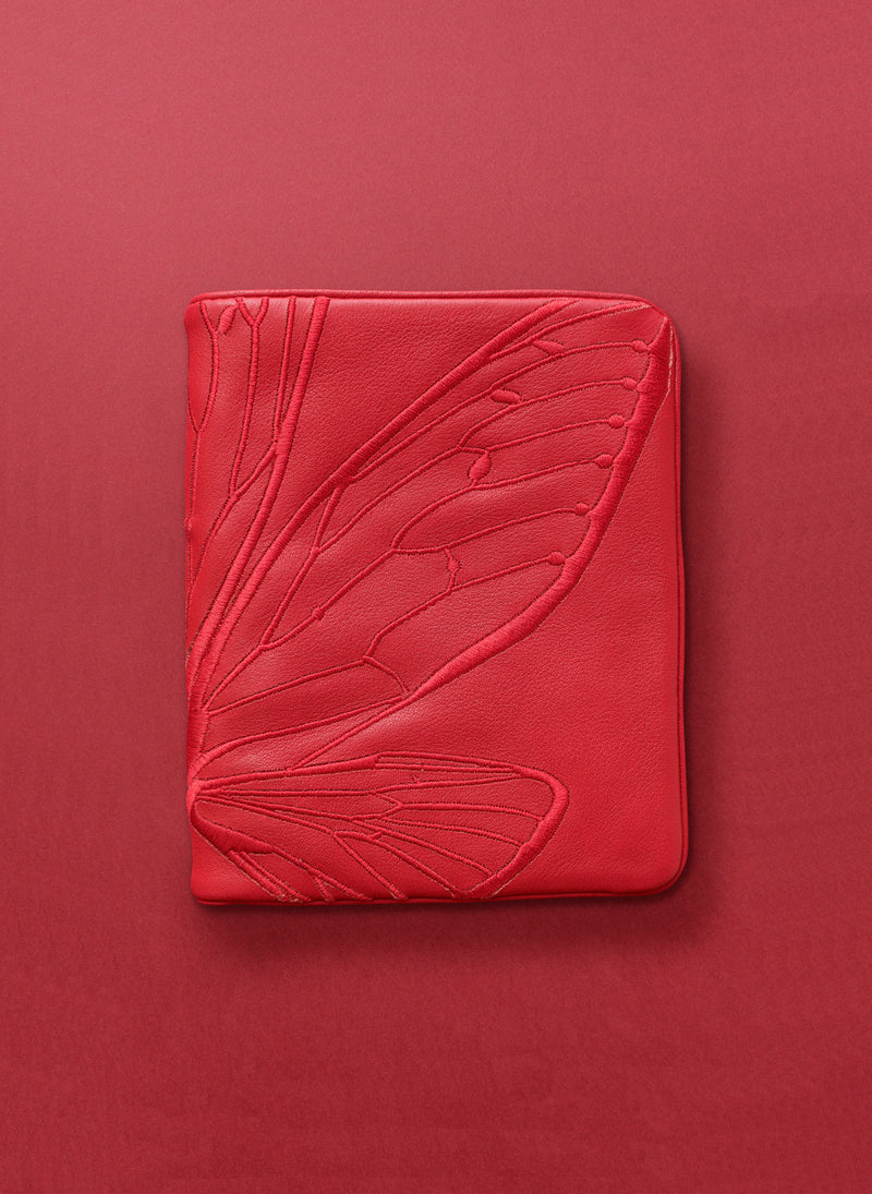 Papillon Squire Wallet - Carmen/Licorice - Belinda Pieris