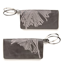 Bloom Bracelet Clutch - Smoke
