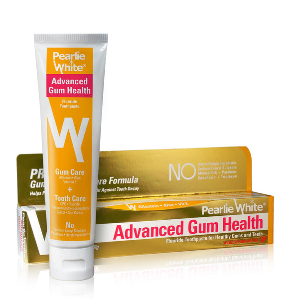 Advanced Gum Health | Fluoride Toothpaste 130gm - Pearlie White