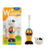 BrushCare Kids Toothbrush - Pearlie White