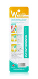 ID/2 Interdental Brush Handle | with 2 Interdental Brushes - Pearlie White