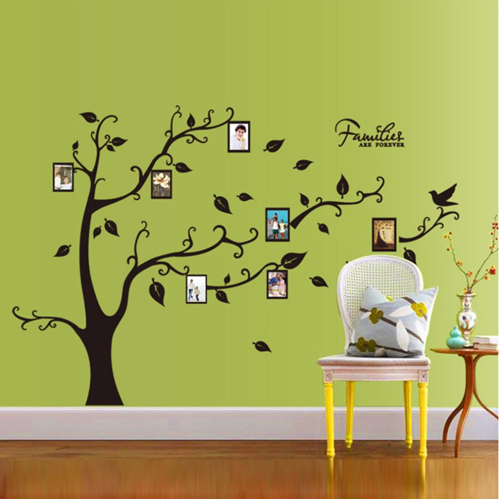 FAMILY TREE WALL ART   Display Those Precious Family Photos 50*70cm Part 73
