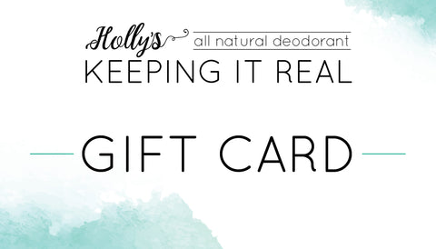 Holly's Keeping it Real Gift Card