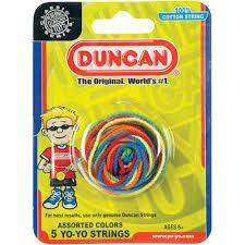 5 pack Yo-Yo strings