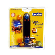 Bruder Light and Sound Module