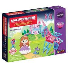 MAGFORMERS PRINCESS 56PC