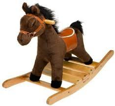ROCK AND TROT ROCKING HORSE