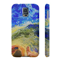 Phone Cases for all Phones, Pop of Color, Original Artwork