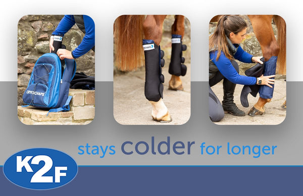 Cryochaps - All New K2F - Stays Colder For Longer