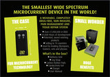 ArcEquine, the smallest microcurrent device in the world for horses