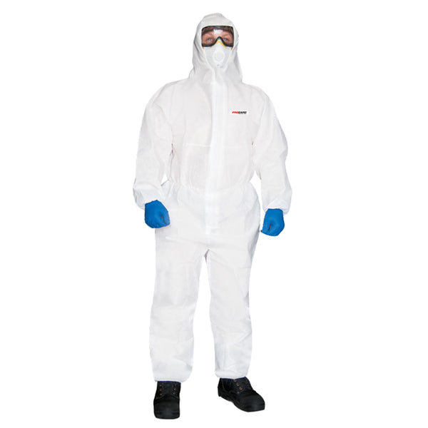 PG1000S POLYPROPYLENE COVERALLS