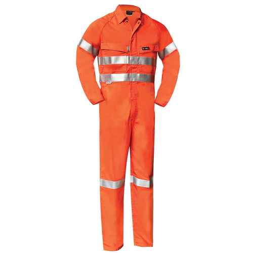 INDURA ULTRASOFT HRC1 FIRE RETARDANT LIGHT WEIGHT OVERALL