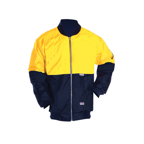 POLYESTER PU COATED FLYING JACKET
