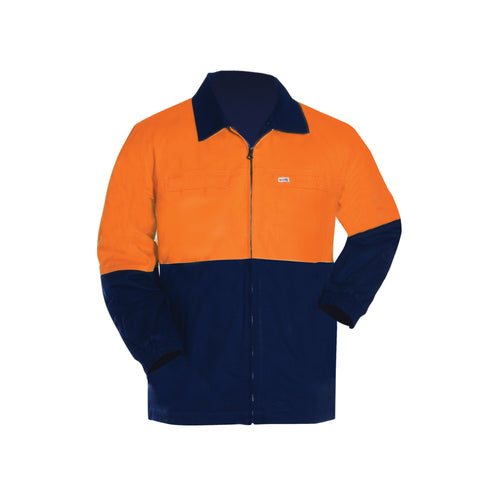 COTTON SAFETY JACKET