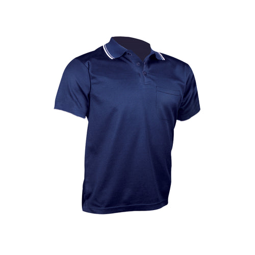 SHORT SLEEVE BAMBOO POLO