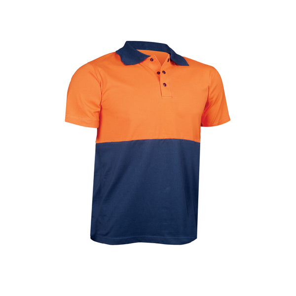 SHORT SLEEVE COTTON JERSEY POLO