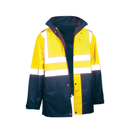 SAFETY JACKET (REFLECTIVE)