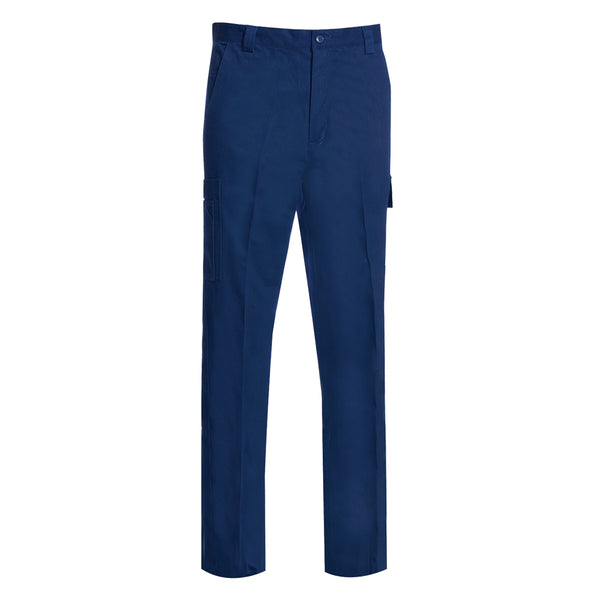LIGHT WEIGHT COTTON CARGO TROUSERS