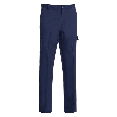 HEAVY WEIGHT COTTON CARGO TROUSERS