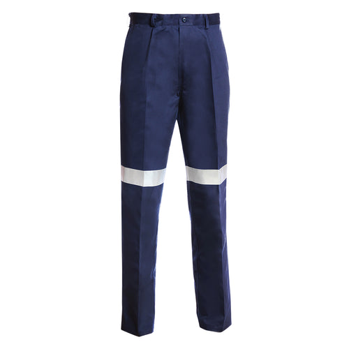 INDURA ULTRASOFT HRC2 FIRE RETARDANT TROUSERS (FR REFLECTIVE)
