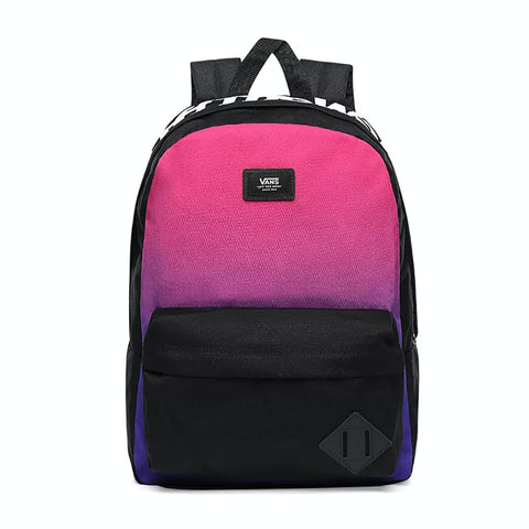 Vans Old Skool Backpack - Heliotrope Black