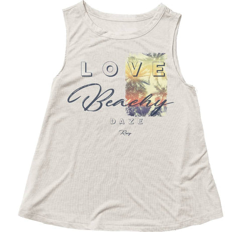 Roxy Girl Beachy Daze Muscle Tank
