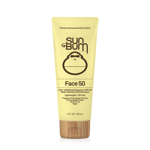 Sun Bum Original 'Face 50' SPF 50 Sunscreen Lotion 88ml