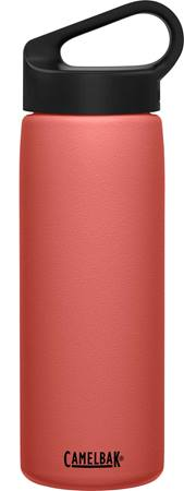 Camelbak Carry Cap 20oz Bottle Insulated Stainless Steel - Terracotta Rose