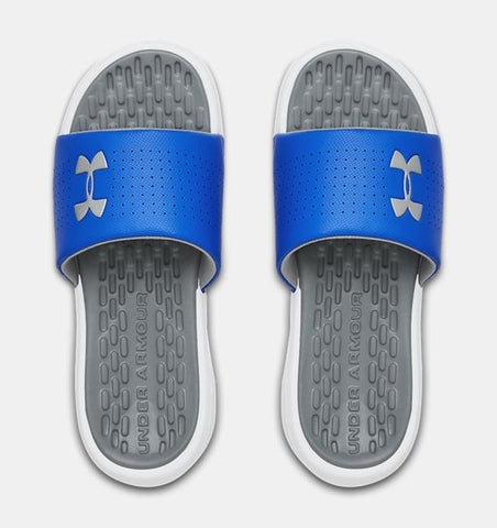 Under Armour Mens Playmaker Fixed Strap Slides